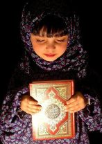 girls with quran