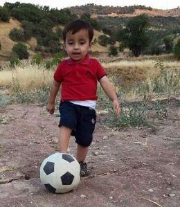 this little boy